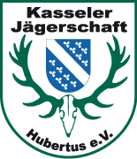 Logo Kasseler Jägerschaft Hubertus e.V.