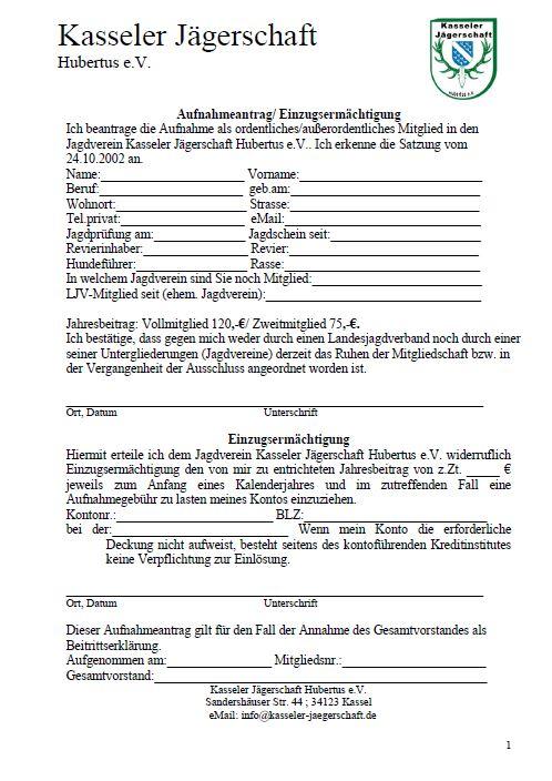 PDF-Vorschau_Aufnahmeantrag_Kasseler_Jaegerschaft_Hubertus-e-V