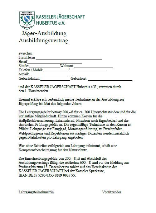 PDF-Vorschau_Ausbildungsvertrag_Kasseler_Jaegerschaft_Hubertus-e-V